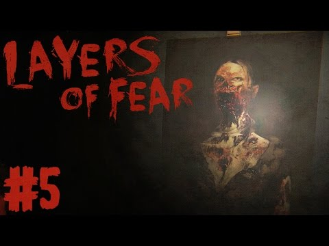 SUPER ENG DAM SPEL?! - Layers of Fear #5 (Einde)
