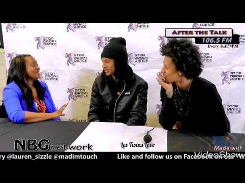 Les Twins - interview for NBG network