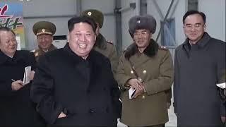 你看过北朝鲜中央电视台吗?在敬爱的金正恩同志领导下又放卫星了...