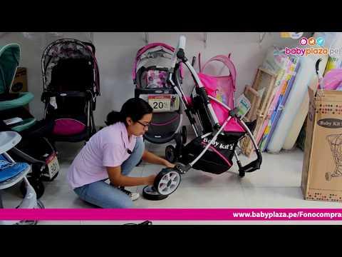¿Cómo armar el Coche Liberty de Baby Kits?   BabyPlaza