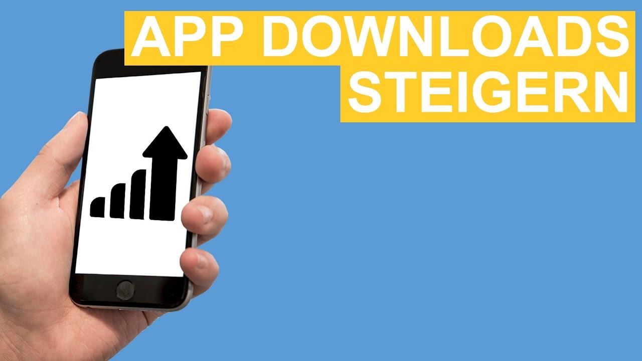 5 Wege um deine App Downloads und deine Reichweite zu steigern! - Tobbe erklärt