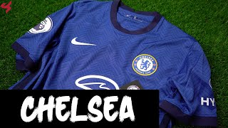 Nike Chelsea Mount 2020/21 Home Jersey Unboxing + Review