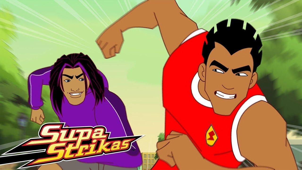Download Supa Strikas - Season 1 - Ep 7 - Instinct Extinct - Soccer Adventure Series   Kids Cartoon