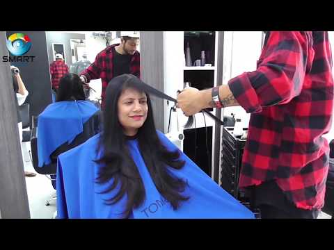 Layer Haircut -  Front And Back Full Layer Haircut 2019(Advance)