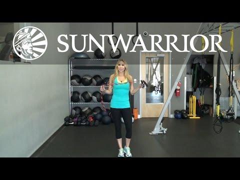 Cardio Workout: Jump Rope | Marzia Prince