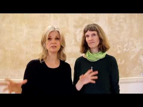 Round Table Dance Berlin. (Karin Kirchhoff and Elisabeth Nehring)