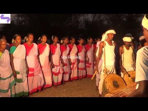 Santali Traditional Video # Dong Anech Sereng # santali new video