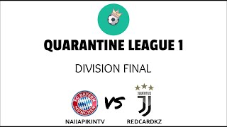 Quarantine League 1 | Naijapikintv vs RedCardKZ | HD