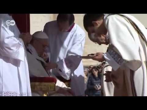 Lễ Nhậm Chức Của Đức Giáo Hoàng  Francis