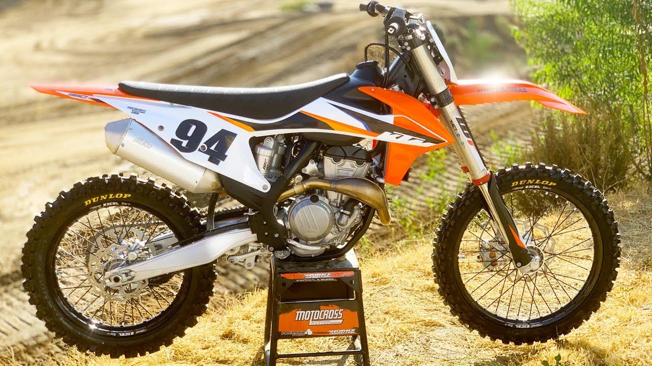 2021 KTM 350 SXF
