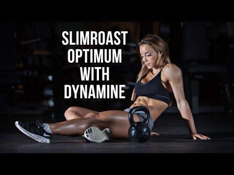 SlimRoast Optimum With Dynamine Valentus New Products Valentus Thermoroast Coffee