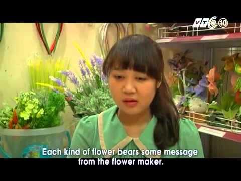 Hoa voan - Phóng sự Sắc hoa voan lung linh trên kênh VTC 10