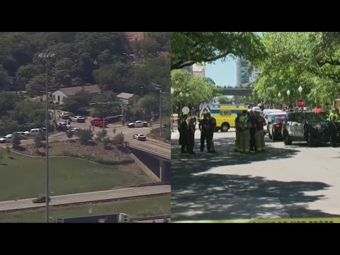 Two Deadly Scenes: Active Shooter In Dallas; Stabbing On UT Campus