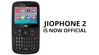 Reliance Jio Phone 2 | Price | Reliance Jio Phone 2 specifications | Features