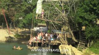 Vang Vieng Laos - Best Tubing Video Ever!