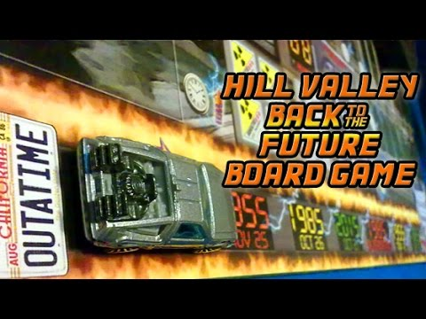 Home - Back To The Future: Hill Valley
