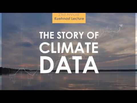 The Story of Climate Data