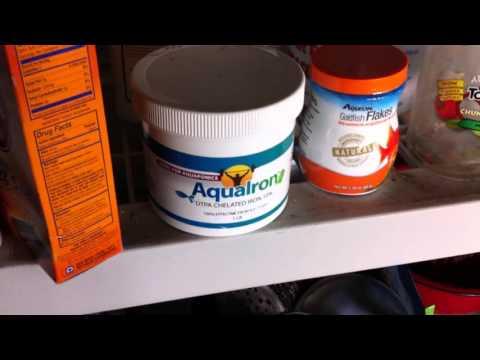 Home Aquaponics -Mineralization additives