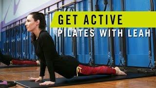 Get Active: Pilates with Leah Thumbnail