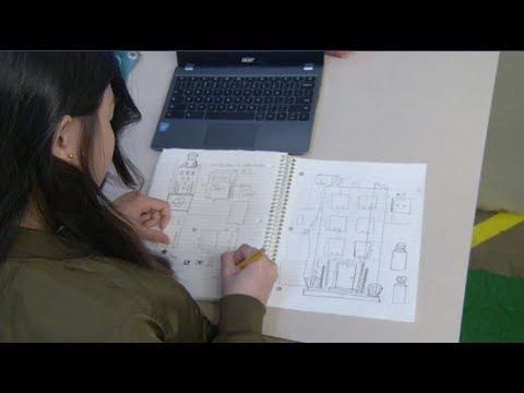 Inside Design Tech High School, A Project-based Learning School
