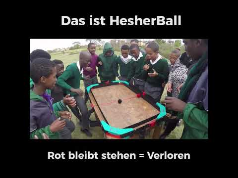 Video: Hesherball