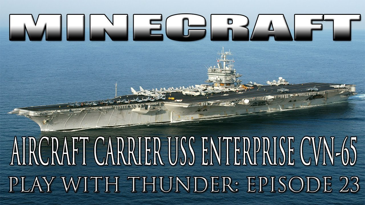 Minecraft Aircraft Carrier USS Enterprise Build Up (PWT EP23) with on small minecraft ship plans, small minecraft yacht tutorial, small minecraft village, small boats mod minecraft,