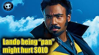 Lando Calrissian is Pansexual?
