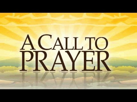 Call to prayer for Norway & Europe