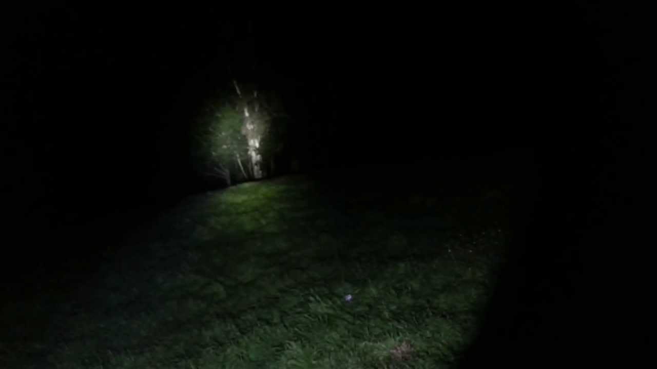 FlashLight assisted night photography - YouTube