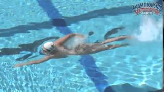 Improve Your Freestyle with the Tarzan Drill