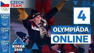 Miláček Lindsey Vonn i zlomená noha 😒  | Olympiáda online