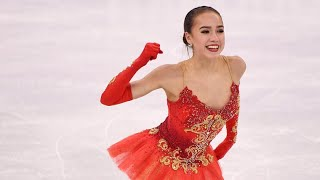 Winter Olympics figure skating results: Alina Zagitova wins first Russian gold
