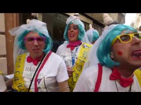 Chirigota Ilegal Las Solteras Carnaval Cádiz 2018 Youtube