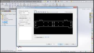 SolidWorks Tutorial 010 Importing .DXF Tips