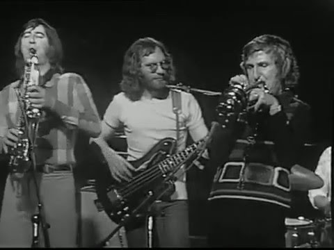 The Chris Barber Band - French Television 1973