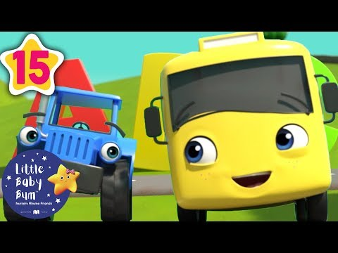 Learning ABC's | Baby Songs | +More Nursery Rhymes & Kids Songs | Little Baby Bum