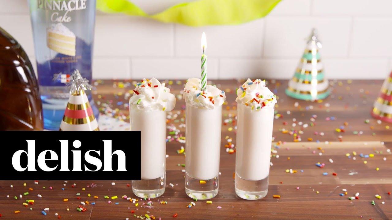 Birthday Cake Shotsrecipe Tablespoon Com