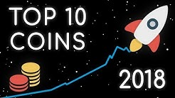 My TOP 10 BEST Cryptocurrency Investments 2018!