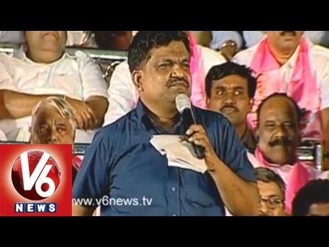 Deshapati Srinivas Speech