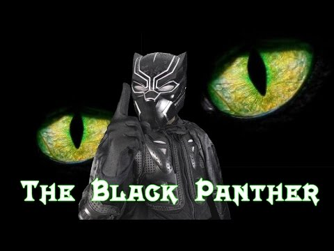 The Black Panther 2017 - The Movie Trailer