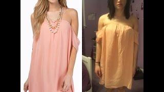 【爆笑】ネットで買った服の理想と現実の違いがおもしろすぎ②