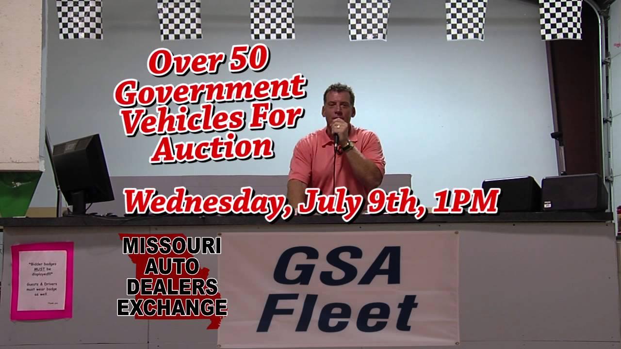 Gsa Auto Auction >> MO Auto Dealers Exchange GSA Auction Revised - YouTube