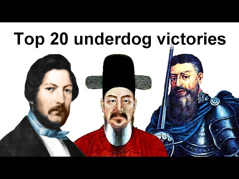 Top 20 Military Victories Against All Odds Throughout History