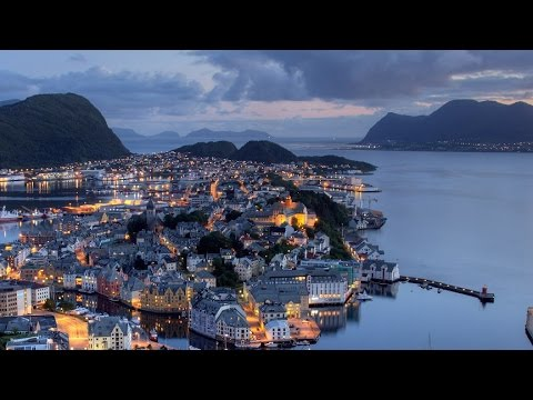 Largest cities of Norway