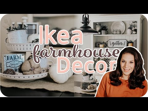 Ikea Farmhouse Decor 2019 (ON A BUDGET)