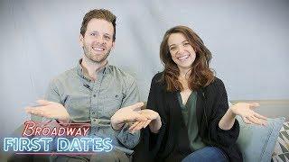 Broadway First Dates: Alex Finke and Joe Carroll