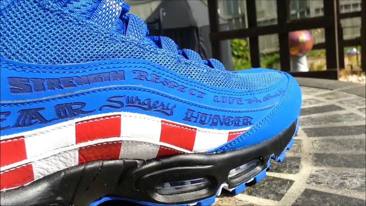 sports shoes 3a9de 5c15d ... ireland nike air max 95 doernbecher by mike armstrong youtube c9e24  b90de