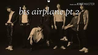 bts airplane pt 2 (karaoke en español)