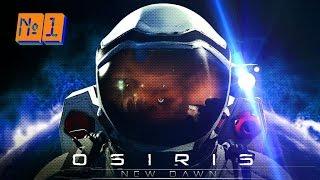 Крутая графика, сколопендры и собственное обучение (нет звука игры) - Osiris: New Dawn #1