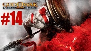 Russian Let's Play - God of War: Ghost of Sparta #14
